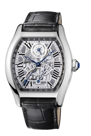 Cartier Tortue   Men's Watch W1580048