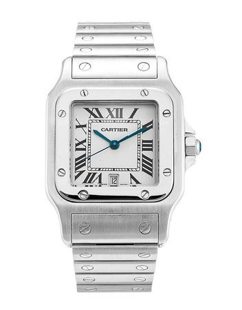 Cartier Santos Galbee  Men's Watch W20060D6