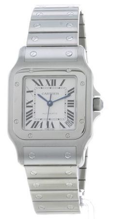 Cartier Santos Galbee  Men's Watch W20098D6