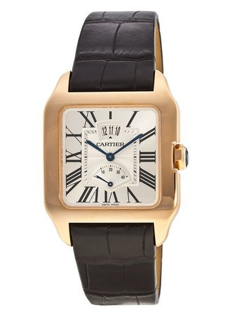 Cartier Santos Durmont  Men's Watch W2020067