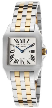 Cartier Santos Demoiselle  Women's Watch W25067Z6