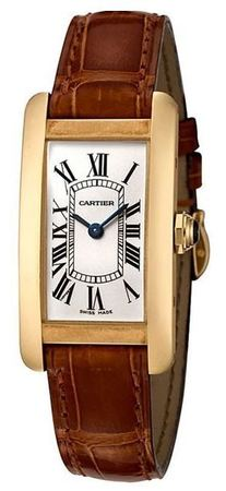 Cartier Tank Americaine  Women's Watch W2601556