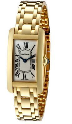 Cartier Tank Americaine  Women's Watch W26015K2