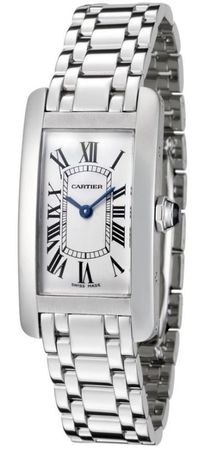 Cartier Tank Americaine  Women's Watch W26019L1