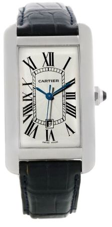 Cartier Tank Americaine  Men's Watch W2603256