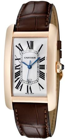 Cartier Tank Americaine  Men's Watch W2609156