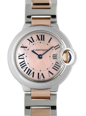 Cartier Ballon Bleu 28mm  Women's Watch W2BB0009