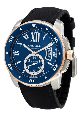 Cartier Calibre de Cartier Diver  Men's Watch W2CA0008