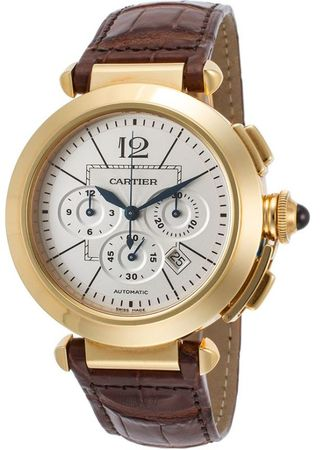 Cartier Pasha 42mm  Men's Watch W3020151