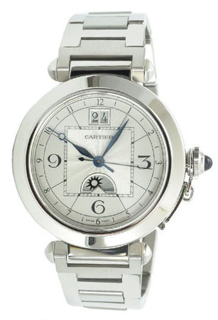 Cartier Pasha 42mm  Men's Watch W31093M7