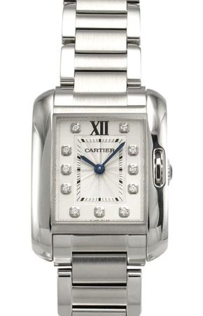 Cartier Tank Anglaise  Women's Watch W4TA0003
