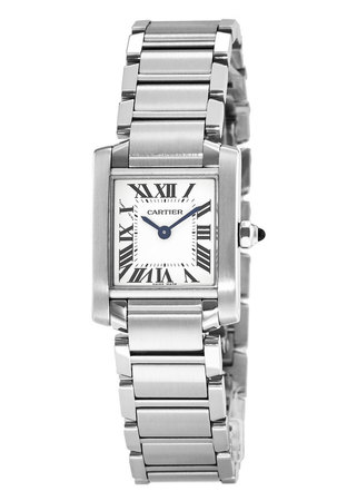 Cartier Tank Francaise  Women's Watch W51008Q3
