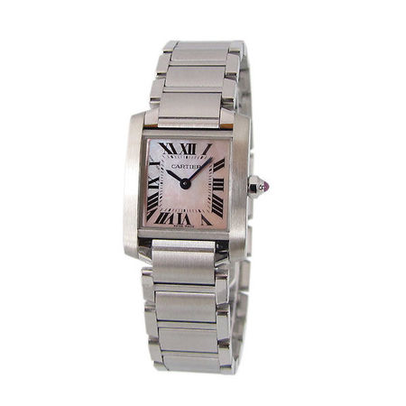 Cartier Tank Francaise  Women's Watch W51028Q3