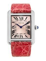 Cartier Tank Solo  Women's Watch W5200000