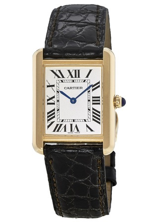 Cartier Tank Solo  Women's Watch W5200002