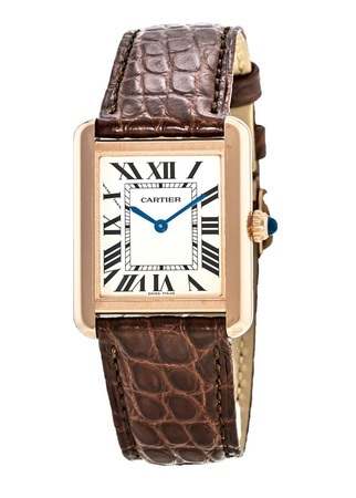 Cartier Tank Solo  Women's Watch W5200024