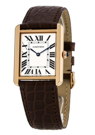 Cartier Tank Solo  Unisex Watch W5200025