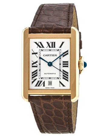 Cartier Tank Solo Automatic Men's Watch W5200026