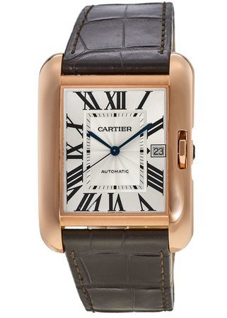 Cartier Tank Anglaise  Men's Watch w5310004