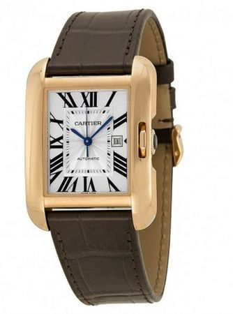 Cartier Tank Anglaise  Women's Watch W5310005