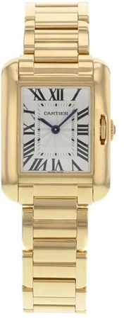Cartier Tank Anglaise  Women's Watch W5310014