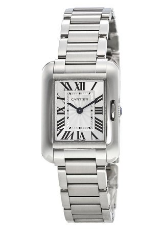 Cartier Tank Anglaise  Women's Watch W5310022