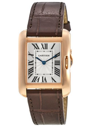 Cartier Tank Anglaise  Women's Watch W5310042