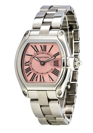 Cartier Roadster  Quartz Women's Watch W62017V3