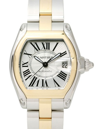 Cartier Roadster  Automatic Men's Watch W62031Y4