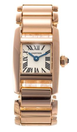 Cartier Tankissime   Women's Watch W650018H