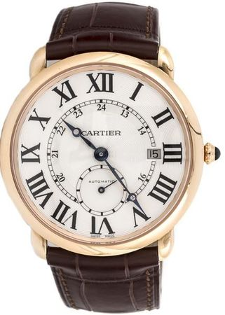 Cartier Ronde Louis   Men's Watch W6801005
