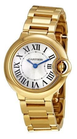 Cartier Ballon Bleu 28mm  Women's Watch W69001Z2