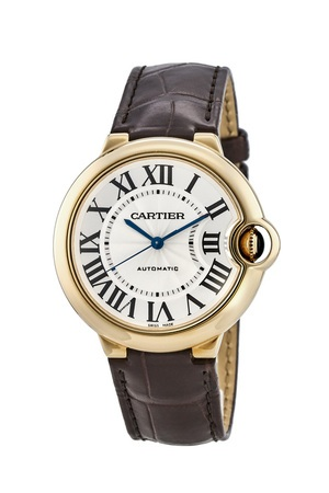 Cartier Ballon Bleu 36mm  Women's Watch W6900356