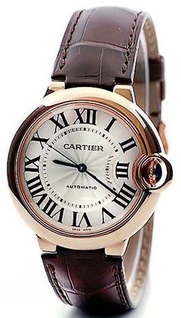 Cartier Ballon Bleu 36mm  Women's Watch W6900456