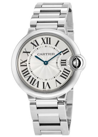 Cartier Ballon Bleu 36mm  Women's Watch W69011Z4