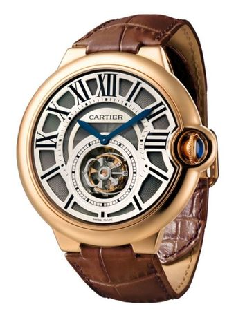 Cartier Ballon Bleu 46mm  Men's Watch W6920001