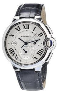 Cartier Ballon Bleu Chronograph  Men's Watch W6920003