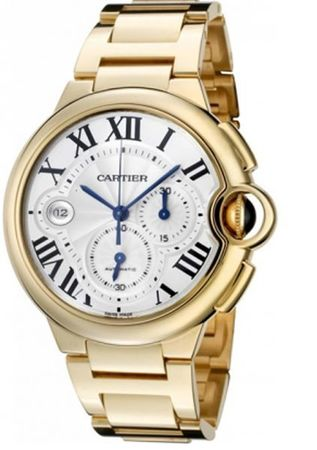 Cartier Ballon Bleu 46mm  Men's Watch W6920008