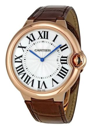 Cartier Ballon Bleu 46mm  Men's Watch W6920054