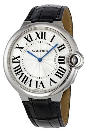 Cartier Ballon Bleu 46mm Extra-Flat Men's Watch W6920055