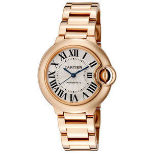 Cartier Ballon Bleu 33mm  Women's Watch W6920068