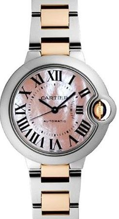 Cartier Ballon Bleu 33mm  Women's Watch W6920070