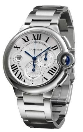 Cartier Ballon Bleu Chronograph  Men's Watch W6920076
