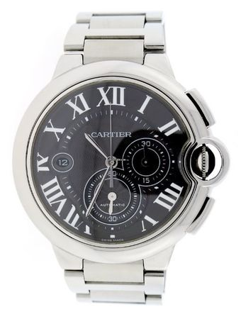 Cartier Ballon Bleu Chronograph  Men's Watch W6920077