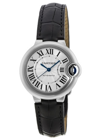 Cartier Ballon Bleu 33mm Automatic Women's Watch W6920085