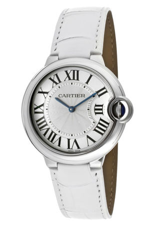 Cartier Ballon Bleu 36mm  Women's Watch W6920087