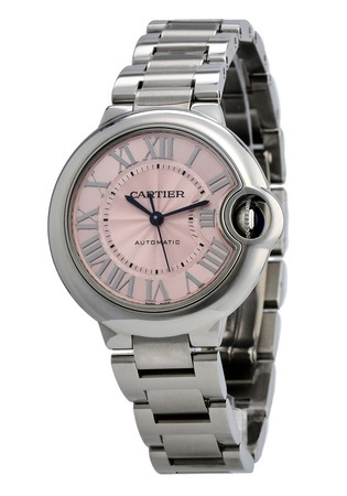 Cartier Ballon Bleu 33mm  Women's Watch W6920100