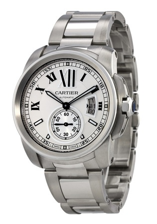 Cartier Calibre de Cartier   Men's Watch W7100015