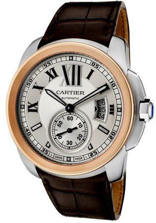 Cartier Calibre de Cartier   Men's Watch W7100039