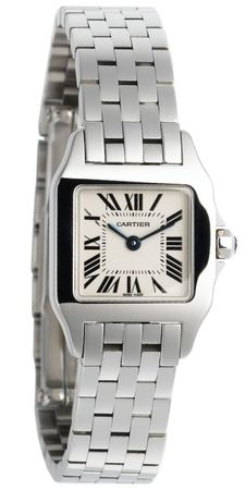 Cartier Baignoire Large  Women's Watch W8000002
